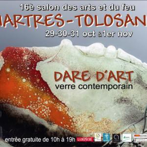 Salon des Arts du Feu Martres-Tolosane 31